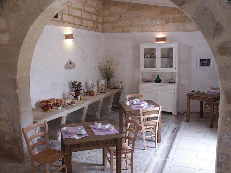 Masseria 12 granai for Interni di charme